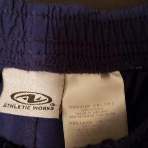 Athletic Works Shorts - Blue shorts